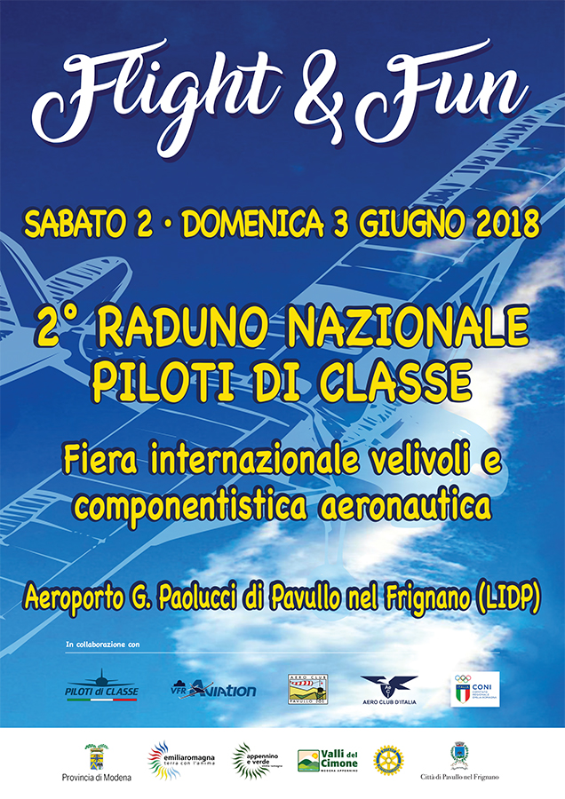 Locandina 2° flight&fun_A4_ESEC